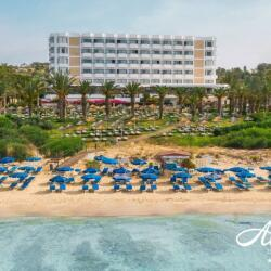 Alion Beach Hotel At Ayia Napa Cyprus