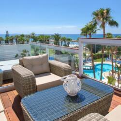 Lordos Beach Hotel And Spa Anoramic Studio