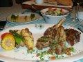 Cyprus Hotels: Le Meridien Limassol - Le Vieux Dishes
